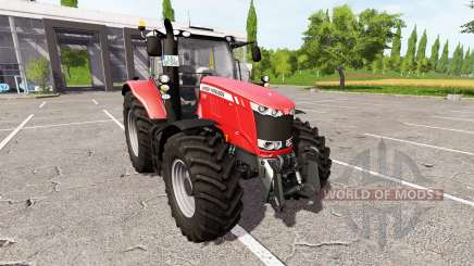 Massey Ferguson 7726 for Farming Simulator 2017