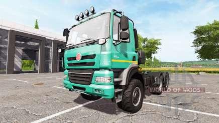 Tatra Phoenix T158 v0.9.5 for Farming Simulator 2017