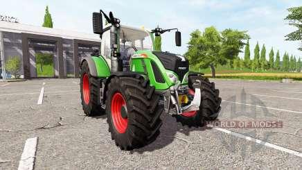 Fendt 724 Vario BB v1.1 for Farming Simulator 2017