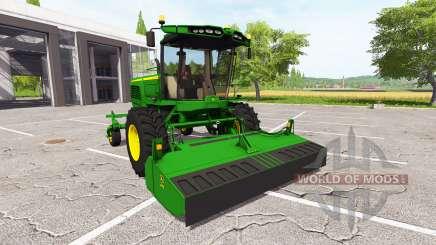 John Deere W260 v1.2 for Farming Simulator 2017