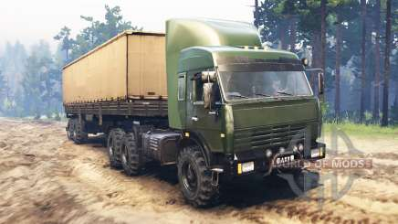 KamAZ-44108 Batyr for Spin Tires