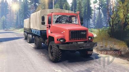 GAZ-3308 Sadko v2.0 for Spin Tires