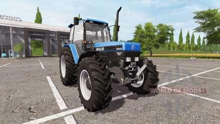 New Holland 8340 PowerStar SLE for Farming Simulator 2017