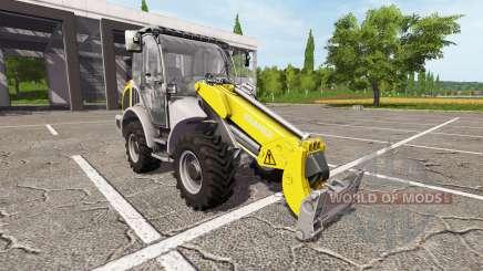 Kramer 8085 for Farming Simulator 2017