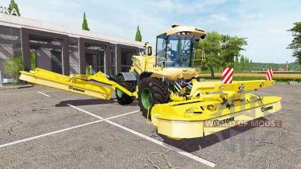 Krone BiG M GTX 750 v1.0.1 for Farming Simulator 2017
