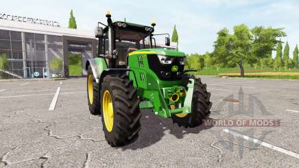 John Deere 6135M for Farming Simulator 2017