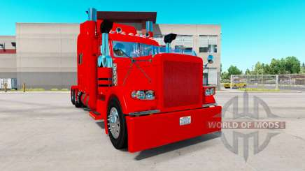 Peterbilt 389 v2.0.7 for American Truck Simulator