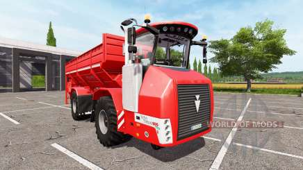 HOLMER Terra Variant 600 eco [pack] v2.6 for Farming Simulator 2017