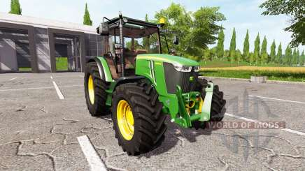 John Deere 5085M v1.2 for Farming Simulator 2017