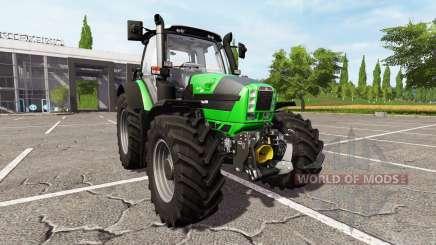 Deutz-Fahr Agrotron 6140 for Farming Simulator 2017