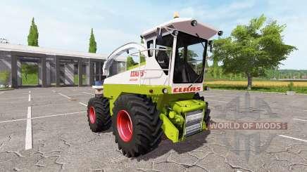 CLAAS Jaguar 685 for Farming Simulator 2017
