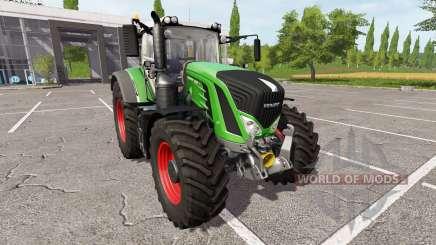 Fendt 927 Vario v1.2 for Farming Simulator 2017