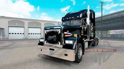 Freightliner Classic XL custom for American Truck Simulator