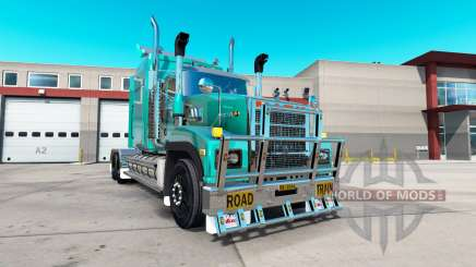 Mack Titan Super Liner v1.3 for American Truck Simulator