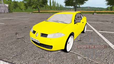 Renault Megane CC for Farming Simulator 2017