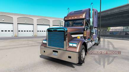 Freightliner Classic XL v1.4.1 for American Truck Simulator
