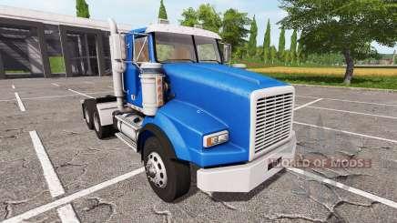 Lizard SX 210 Twinstar 6x4-4 edit for Farming Simulator 2017