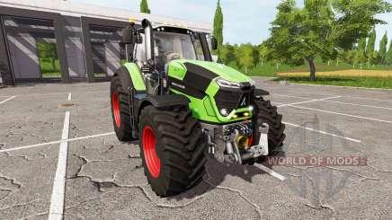 Deutz-Fahr 9340 TTV v1.1 for Farming Simulator 2017