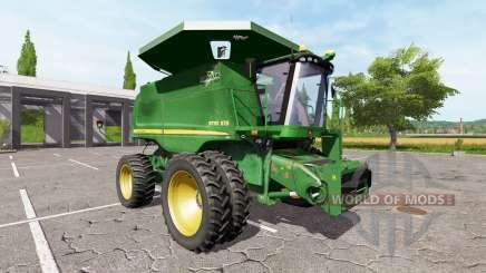 John Deere 9770 STS v1.0.1 for Farming Simulator 2017