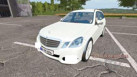 Mercedes-Benz E350 CDI Estate (S212) for Farming Simulator 2017