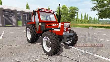 Fiat 100-90 DT Fiatagri for Farming Simulator 2017