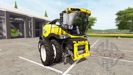 New Holland FR850 for Farming Simulator 2017