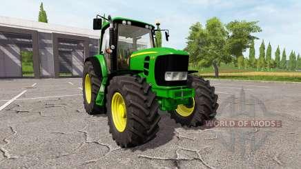 John Deere 7530 Premium for Farming Simulator 2017