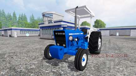 Ford 4600 v1.1 for Farming Simulator 2015