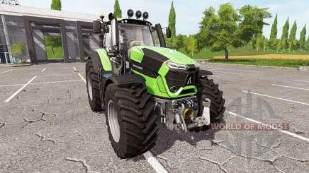 Deutz-Fahr 9340 TTV for Farming Simulator 2017