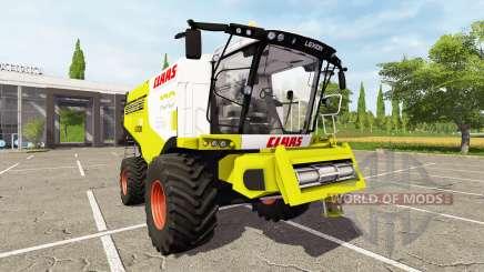 CLAAS Lexion 780 [pack] for Farming Simulator 2017