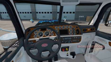 Peterbilt 389 for American Truck Simulator