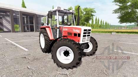 Steyr 8090A Turbo SK2 v2.1 for Farming Simulator 2017