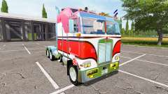 Kenworth K100 CabOver for Farming Simulator 2017