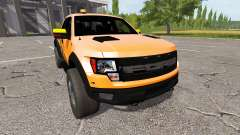 Ford F-150 SVT Raptor SuperCab for Farming Simulator 2017