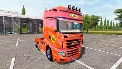 Scania R700 Evo colas for Farming Simulator 2017