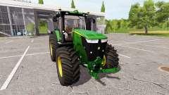 John Deere 7310R v1.1.0.2 for Farming Simulator 2017