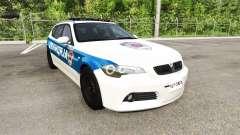 ETK 800-Series Policija v0.05 for BeamNG Drive