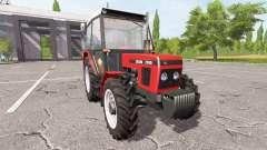 Zetor 7245 v2.0 for Farming Simulator 2017