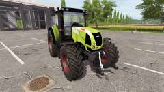 CLAAS Arion 620 v1.2 for Farming Simulator 2017
