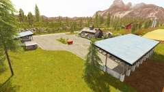 Goldcrest Valley II for Farming Simulator 2017