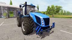 New Holland T9.565 multicolor v1.2 for Farming Simulator 2017