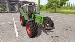 Fendt Favorit 615 LSA Turbomatik E v2.0 for Farming Simulator 2017