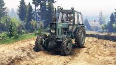 MTZ-82 v5.0 for Spin Tires