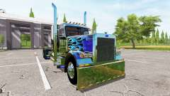 Peterbilt 379 custom for Farming Simulator 2017