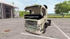 Volvo FH 540 v1.1 for Farming Simulator 2017