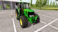 John Deere 7530 Premium v1.1.0.1 for Farming Simulator 2017