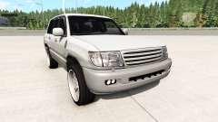 Toyota Land Cruiser 100 v0.5.4 for BeamNG Drive