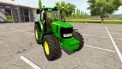 John Deere 7430 Premium v1.2 for Farming Simulator 2017