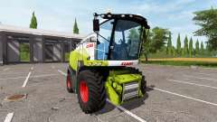 CLAAS Jaguar 840 v1.1 for Farming Simulator 2017