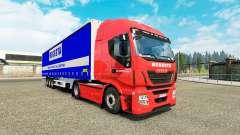 Skin Regesta for Iveco truck for Euro Truck Simulator 2